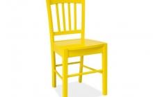 Стул желтый