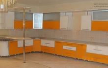 Кухня,Комби,пластик,ЗОВ,мебельмакс,мебель Мебельмакс - кухни под заказ