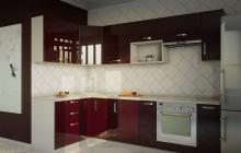 Кухня Модуль 11:  1,4х2,7м угловая
