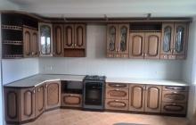 Кухня Массив дуба 4,5 м на1,5 м