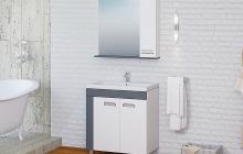 Набор мебели для ванной Лофт