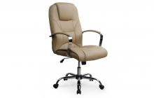 Кресло компьютерное HALMAR NELSON бежевое