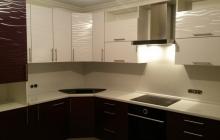 Кухня,Пластик 3д слива_белый,ЗОВ,мебельмакс,мебель