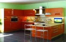 Кухни,Пост 3,апельсин,ЗОВ,мебельмакс,мебель