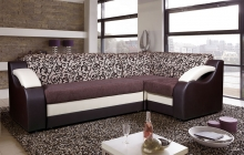 Премьер ПД-2, диван угловой, Виктория мебель, Мебельмакс