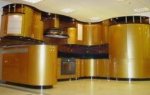 Кухни,МДФ крашеный,ЗОВ,мебельмакс,мебель