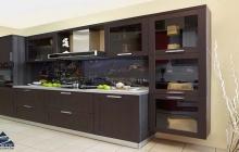Кухня,Техно,ЗОВ,рамочный мдф , мебельмакс ,мебель