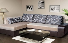 Диван угловой Поло-2, в рассрочку, под заказ, большой выбор ткани, ДМ-мебель, Мебельмакс