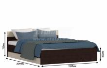 Уют СБ-2747 Кровать