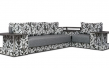Диван кровать угловой Лас-Вегас мод 1, Блумберг, Мебельмакс