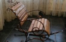 Скамейка качалка