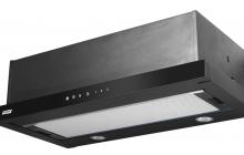 Вытяжка кухонная встраиваемая EXITEQ Retracta 602 TC black