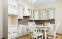 Набор мебели для кухни Злата