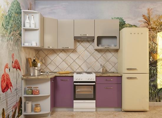 Кухня Эко 6 - 1,2х2,2