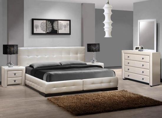 Кровать, Гала, Пуфф, прямая, Мебельмакс, мебель