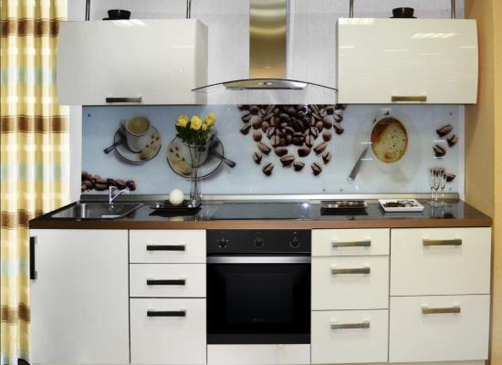 Кухня Акрил-5 Молоко