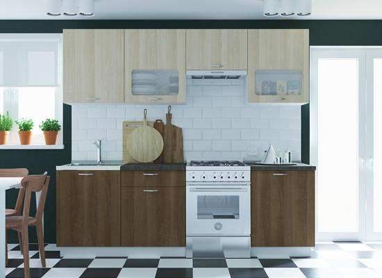 Кухня Эко 6 - 2,4