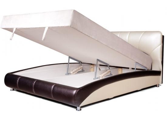 Мягкая кровать Стиль
